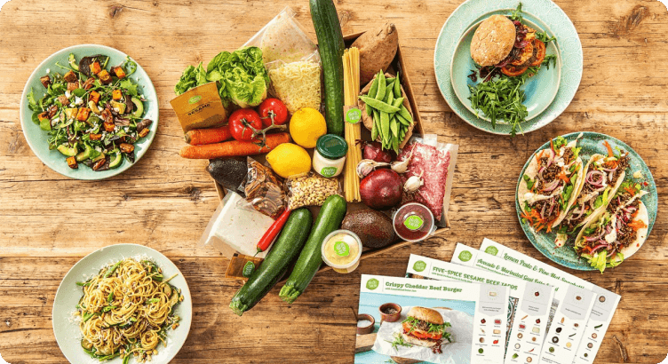 The Best Meal Kits to Try While Staying Home